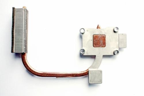 Радиатор система охлаждения Lenovo G550, G555 AT07Q0040K01