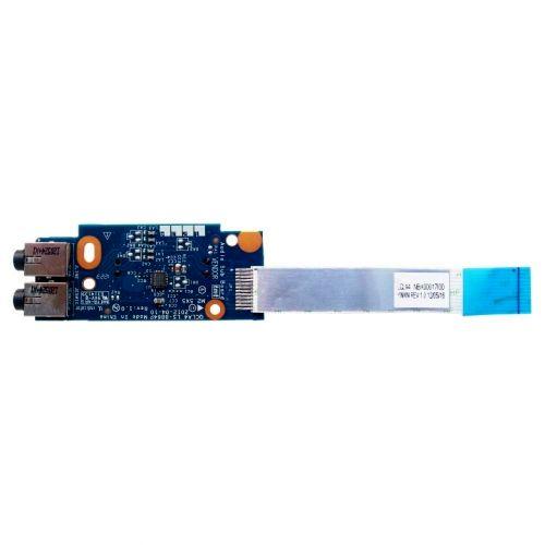 BA59-03433A Плата AUDIO + CARD Reader Samsung NP355V4C, NP355V5C, NP350V5C LS-8864P