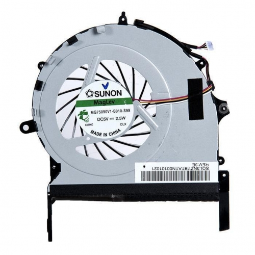 Вентилятор (кулер) для ноутбука Acer Aspire 7745, 7745G, ,7745Z, EasyNote LX86, NV79C