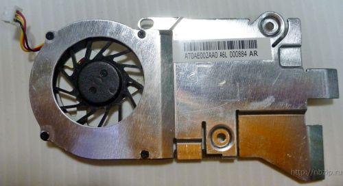 Вентилятор для ноутбука Acer Aspire One D255, D260, eM350