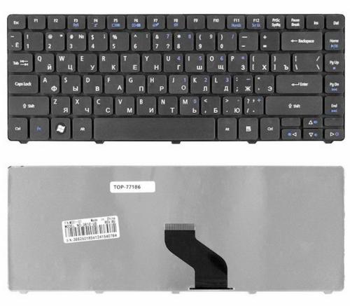 Клавиатура ноутбука Acer Aspire 4251 4540 4540G 4551 4551G 4253 4253g ,3810 3810T 4810 4810T Acer Aspire 4741 4741G 4741Z 3750 4741ZG