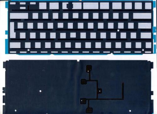 Подсветка клавиатуры Apple MacBook Air 11 A1370 A1465, Mid 2011 - Early 2015