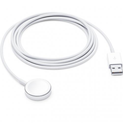 Кабель Apple для зарядки Apple Watch с магнитным креплением (2 м) (MJVX2ZM/A)