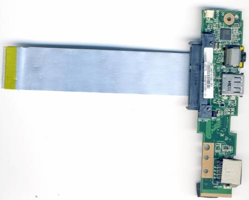 Asus Eee PC 1001PXD IO Board 60-0A2YI01000-B01, 69NA2YB10B01-01