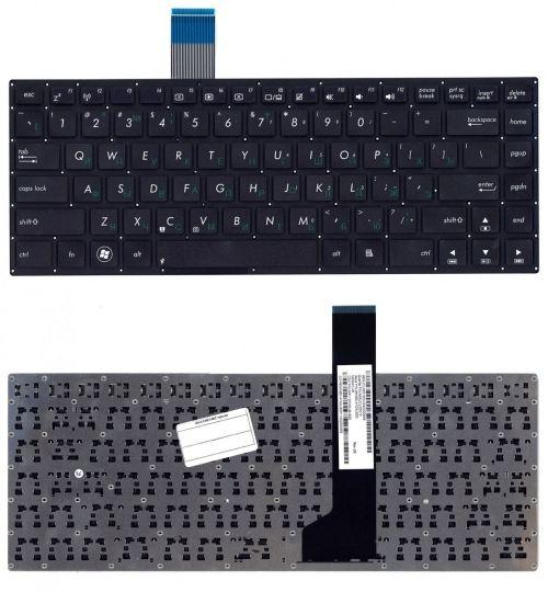 Клавиатура для ноутбука Asus K46 K46C S405C, S46C черная
