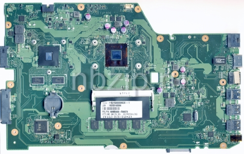 Материнская плата Asus R752MD X751MD X751MJ процессор N3450 + 4GB RAM GF820