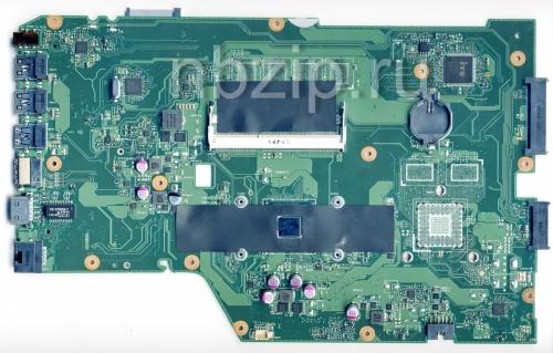 Материнская плата Asus R752MD X751MD X751MJ процессор N3450 UMA