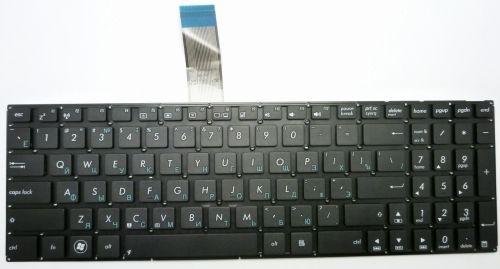 Клавиатура для ноутбука Asus X501, X501A, X501U X550 X552 F552 черная
