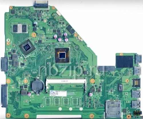 Материнская плата ноутбука Asus X550MD X550MJ процессор N3540
