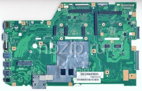 Материнская плата Asus R752MD X751MD X751MJ процессор N3450
