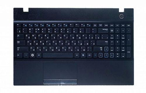 BA75-03214C верхняя панель для ноутбука Samsung NP300V5A, NP300V5A-S18RU с клавиатурой