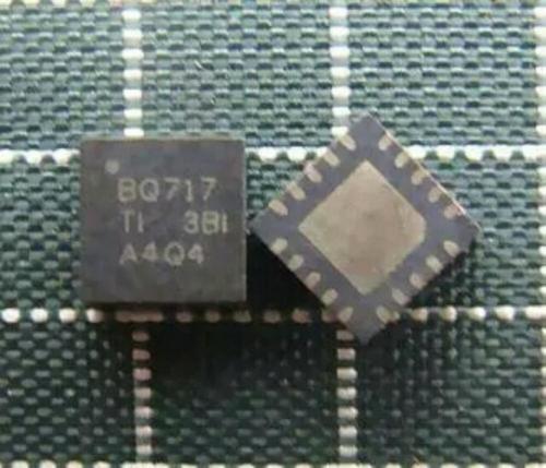 BQ24717 BQ717 контрллер заряда Texas Instruments