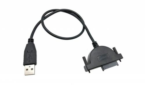 Переходник CD-ROM SATA на USB