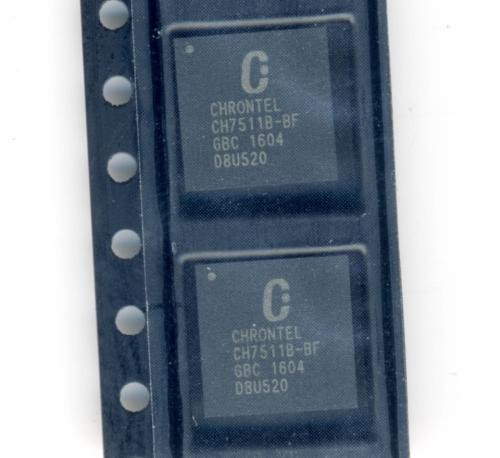 CH7511B-BF , CH7511B Конвертер EDP to LVDS