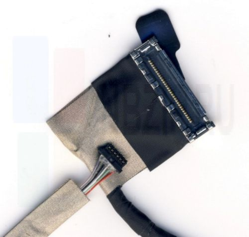 645095-001 Шлейф матрицы для ноутбука: Compaq Presario CQ57, HP 630, 631, 635, 636