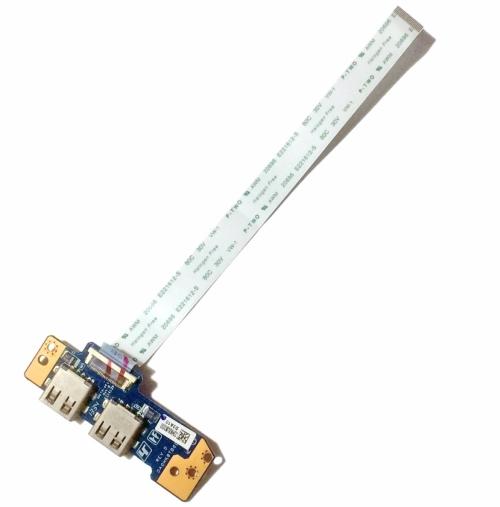 DA0HK8TB6D0 Плата USB портов Sony Vaio SVF15 , SVF152