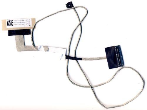 DC02001YQ00 шлейф матрицы ноутбука Lenovo Ideapad Y50-70, 30Pin eDP