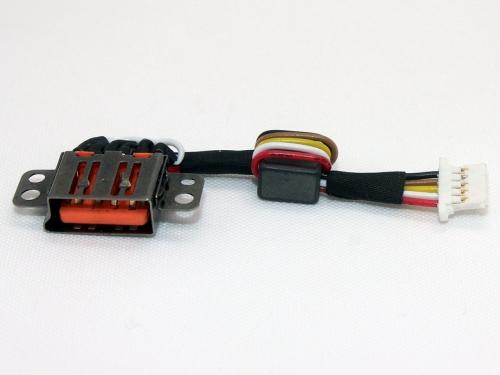 Разъем питания Lenovo Yoga 3-11 3-1170 80J8 M-5Y10C с кабелем