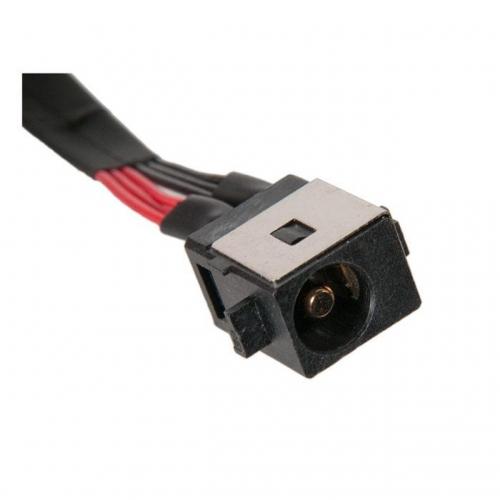 Разъем питания для ASUS K56, K56c, K56ca, K56cm, S56, X550c, X550, X550cl, S550,  с кабелем