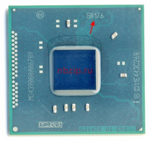 SR176 DH82Z87  Intel Z87 desktop chipset. не ES !