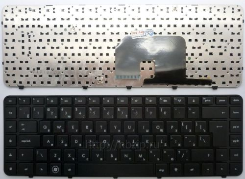 Клавиатура ноутбука HP Pavilion dv6-3000, dv6-3100