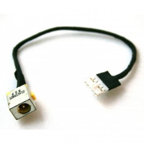 Разъем питания для ноутбука Acer Aspire V5, V5-571, V5-531, V5-431, V5-471 с кабелем