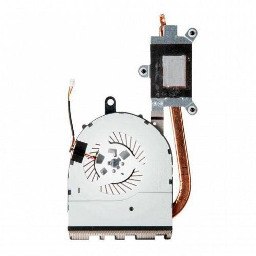 02FW2C Cистема охлаждения для ноутбука Dell Inspiron 5558, 5458, 5459, 5559  Intel