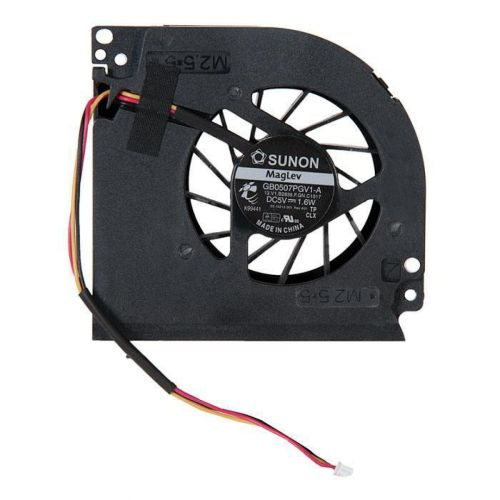 Вентилятор для ноутбука Dell Inspiron 1501, 6400, 9400, Fujitsu Amilo XA3530