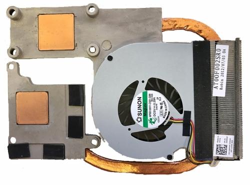 Система охлаждения радиатор Dell Inspiron 7520 5520 0NPPGP