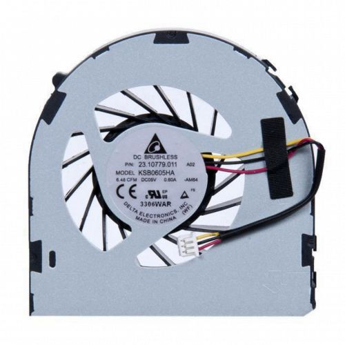Вентилятор для ноутбука Dell Inspiron M5040, N4050, N5040, N5050, V1450