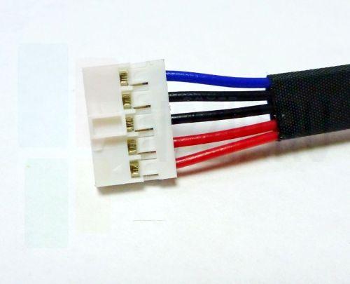 Разъем питания с кабелем Dell Inspiron 5000 15-5545 5547 5548 15-5547