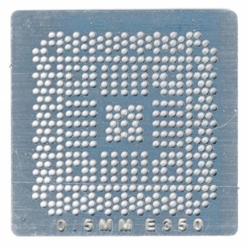 Трафарет прямого нагрева AMD CPU E350 E450