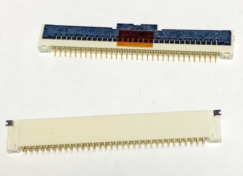 Разъем клавиатуры HP, Toshiba и др. 32 pin , шаг 1 мм . Flip