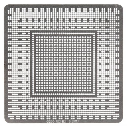 Трафарет прямого нагрева  G200-103-B3  G200-105-B3  G200-350-B3  G200-300-A2