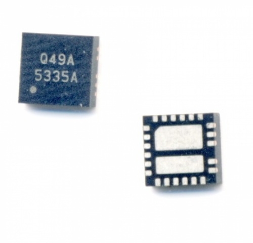 G5335AQT1U , G5335A . GMT 10A, synchronous DC/DC buck converter
