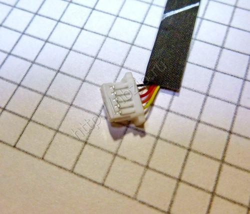 Шлейф матрицы HP Pavilion G72 350402900-11C-G