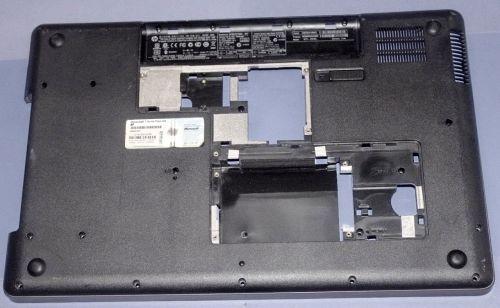 Нижняя часть корпуса поддон, корыто HP G72