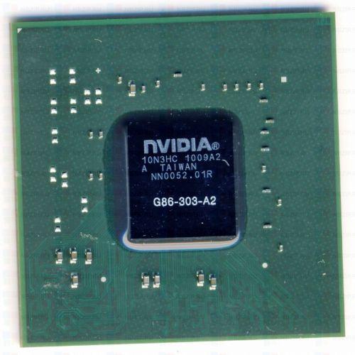 Купить G86-303-A2 видеочип nVidia GeForce 8500 GT
