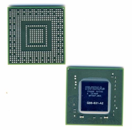 G86-631-A2 , G86-630-A2 Видеочип nVidia GeForce 8400M