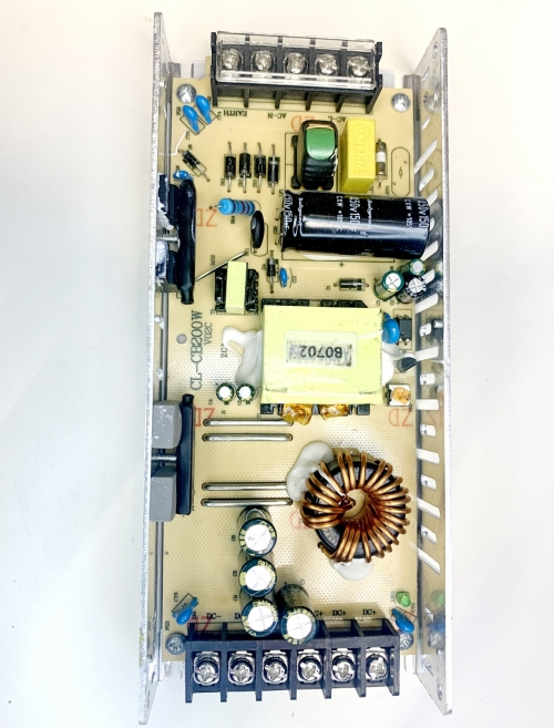 Блок питания 5V вольт 40A , 200w для светодиодных лент и оборудования
