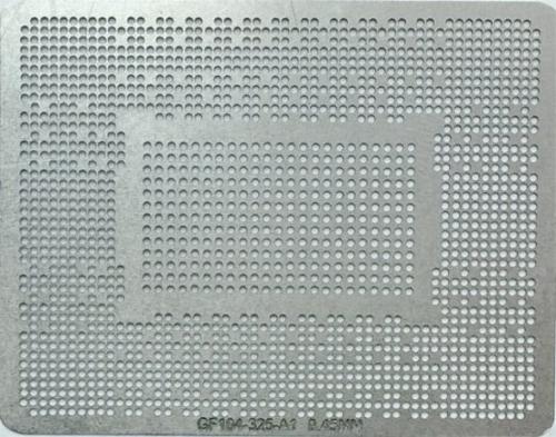 Трафарет прямого нагрева GF104-325-A1 N13E-GS1-LP-A1 N12E-GTX-A1 N12E-GTX2-A1