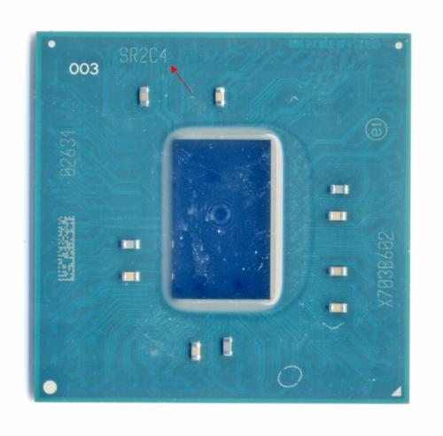 GL82HM170 Intel SR2C4 HM170 PCH