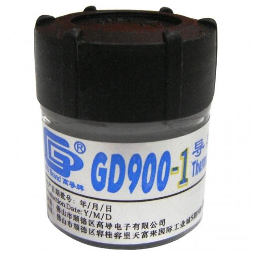 Термопаста GD900-1 30 гр . стеклянная банка. Оригинал
