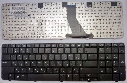 Клавиатура ноутбука HP Compaq Presario CQ70, G70
