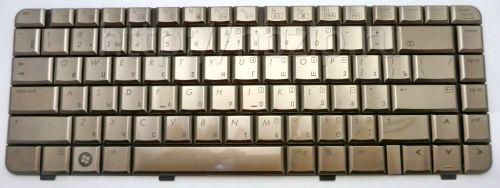 Клавиатура ноутбука HP dv3000, dv3100, dv3200
