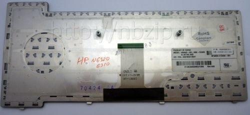 Клавиатура ноутбука HP nc6100, 6720t, x1000