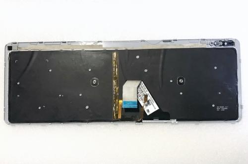Клавиатура  Acer Aspire V5, V5-531, V5-571, V5-571G, черная с рамкой   60.M1PN1.024 с подсветкой