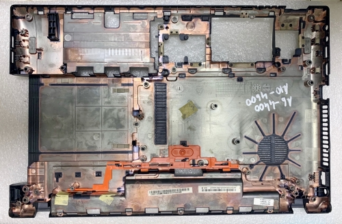 Нижняя часть корпуса (корыто) Acer Aspire V3 V3-531 V3-551G V3-551 V3-571G V3-571 с разбора.