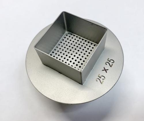 Рассекатель для пайки воздухом на фен  25х25 мм