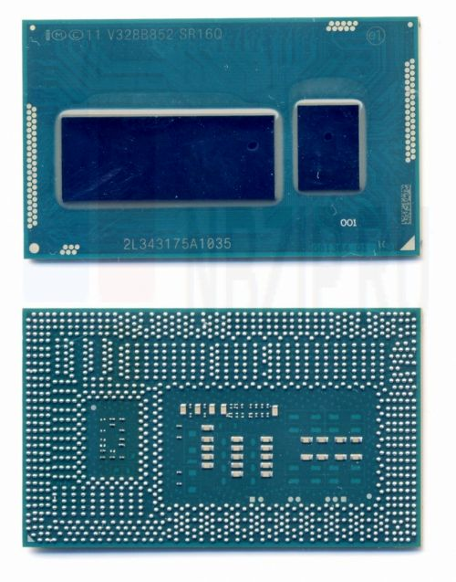 SR16Q I3-4010U процессор INTEL Haswell новый